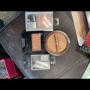 Other - Eyeshadow blush, bronzer